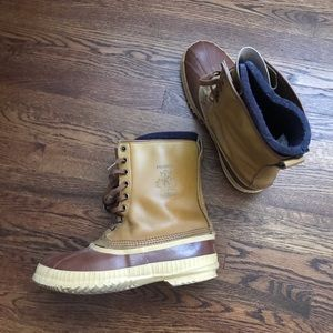 Vintage premium sorel 1964 rain boots 11